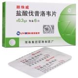 盐酸伐昔洛韦片(丽珠威),0.3gx6片