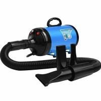 简斯宠物吹水机 大功率狗狗吹风机吹毛机 大型犬金毛萨摩耶猫咪通用蓝色款(PD-9001)