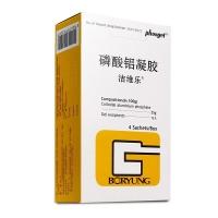 磷酸鋁凝膠(潔維樂)11g:20gx4袋