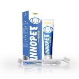 InnoPet 宠物狗狗牙膏牙刷套装 猫咪可食用牙膏 口腔清理牛肉味牙膏 75g