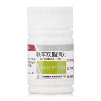 联苯双脂滴丸,1.5mgx250粒