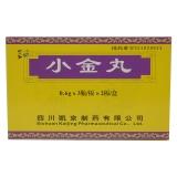 小金丸,0.6gx3瓶x2板(糊丸)