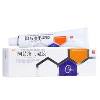 阿昔洛韋凝膠,20g(10g:0.1g)