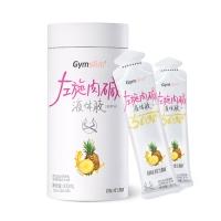 左旋肉碱液体胶,30mlx10袋(菠萝味),有效期至20211203