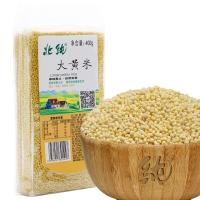 北纯 大黄米(粗粮 东北 真空包装 五谷杂粮 大米伴侣)400g