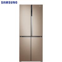 三星(SAMSUNG)524升大容量风冷无霜十字对开门冰箱 变频 三循环精致保鲜RF50NCAG0DL/SC(棕)