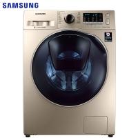 三星(SAMSUNG)9公斤洗烘一体滚筒洗衣机全自动 安心添 泡泡净 WD90K5410OG/SC(XQG90-90K5410OG)