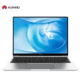 华为(HUAWEI)商用笔记本电脑MateBook14 KLVC-WFE9L(16+512)I7独显银 套装版