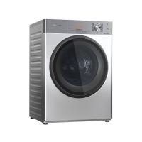 松下(Panasonic)8公斤滚筒洗衣机  智能操控 高效变频电机 XQG80-E8625