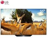 LG OLED55B9PCA超薄全面屏平板电视55英寸 4K超高清人工智能 自发光 杜比全景声(线下同款)