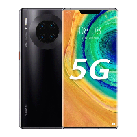 华为Mate30Pro5G版全网通手机 亮黑色 8GB+256GB