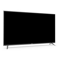 康佳(KONKA)75英寸 LED75G30UE 4K超高清智能电视 黑色 包挂架+安装费 一价全包