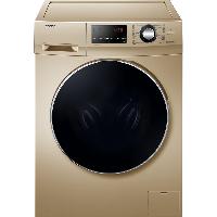 统帅(Leader) 海尔出品 10公斤洗烘一体全自动滚筒洗衣机 空气洗 变频TQG100-@HBX1466G