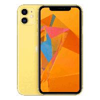 苹果Apple iPhone11手机 【老包装】内置原厂速充头/耳机 (性价比高) 黄色【老包装】内置原厂速充头/耳机 128GB