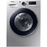 三星(SAMSUNG)8公斤滚筒洗衣机全自动洗烘一体机 除味除菌WD80M4473JS/SC(XQG80-80M4473JS)(银)