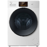 统帅(Leader)海尔出品 10公斤洗烘一体 变频滚筒洗衣机全自动 空气洗 蒸汽除螨 快乐小鸡 @G1012HBD766WU1