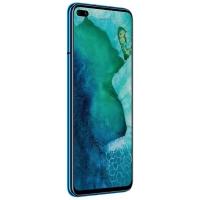 荣耀V30 双模5G手机李现同款 5G 双模 麒麟990 突破性相机矩阵 游戏手机 魅海星蓝 6GB+128GB
