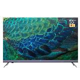 海尔(Haier)55R5 55英寸超薄金属全面屏 4K超高清8K解码 AI声控智慧屏 前置音响广色域液晶教育电视机3+32G