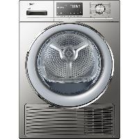 海尔(Haier)8KG滚筒烘干机 热泵干衣机家用  节能 智能WiFi 烘衣机GDNE8-A686U1 线下同款