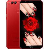 荣耀 畅玩7X 移动联通电信 全网通4G 全面屏智能手机 双卡双待 魅焰红 移动4G全网通(4G RAM+128G ROM)