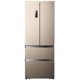 容声(Ronshen) 439升 离子净味系列 四开门 多开门 多门 一级能效 风冷无霜 母婴 变频 冰箱 BCD-439WD16MP