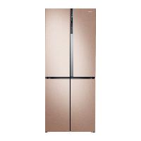 三星(SAMSUNG)524升十字对开门冰箱 四开门电冰箱 无霜变频三循环 冷藏精致保鲜 RF50NCAH0FE/SC