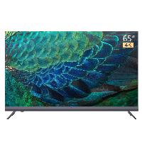 海尔(Haier)65R5 65英寸超薄金属全面屏 4K超高清8K解码 AI声控智慧屏 前置音响广色域液晶教育电视机3+32G