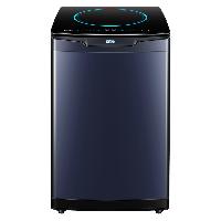 康佳(KONKA)10公斤 全自动波轮洗衣机  大容量  不锈钢零污内桶 AI透视 智慧一键洗 家用 XQB100-N81