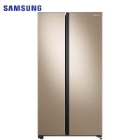 三星(SAMSUNG)新品655升双开门电冰箱 大容量对开门 风冷无霜 金属面板 旋转制冰盒 RS62R5007F8/SC金