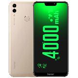荣耀畅玩8C 移动联通电信全网通4G 全面屏智能老年老人手机 双卡双待 铂光金 (4G RAM+32G ROM)