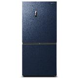 容声(Ronshen)513升晶钻系列 冰箱 十字对开门 四门 多门 一级能效 双变频冰箱母婴 晶钻面板BCD-513WD17FP