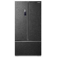 容声(Ronshen)536升 原鲜系列 冰箱 T型中式对开门 双开门  全空间净化 四季储鲜舱 原石面板 BCD-536WD16HPA