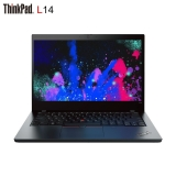 联想Thinkpad L14 14英寸轻薄商用办公手提笔记本电脑 R7 PRO-4750U/8G/512GSSD/集显/Win10/一年保/含包鼠