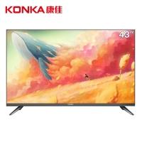 康佳(KONKA)F43Y  43英寸 智能网络电视 WIFI 4G大内存 平板全高清液晶卧室电视机