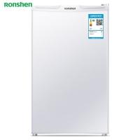 容声(Ronshen) 101升 单门小型迷你冰箱 节能静音 一级能效 家用租房宿舍客厅电冰箱 BC-101KT1