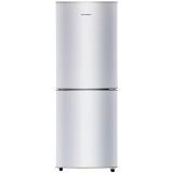 创维 (Skyworth)186升双门冰箱 两门三温区 0~-7℃软冷冻 经济实用型 环保内饰 保鲜静音(银)BCD-186D