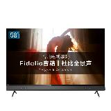 飞利浦(PHILIPS)58英寸蓝牙音响电视 智慧全面屏 杜比全景声客厅影音 4K超高清3+32G智能液晶电视58PUF8205