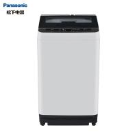 松下(Panasonic)波轮洗衣机全自动9公斤 人工智能 节水立体漂 宽瀑布速流  桶洗净XQB90-Q9H2F