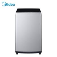 美的 Midea 专利免清洗十年桶如新 10公斤大容量 15分钟快洗 MB100KQ3