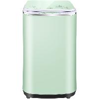 容声 波轮洗衣机全自动 3公斤 小型迷你 母婴儿童宝宝内衣 健康高温煮洗 XQB30-H1088C(GR)