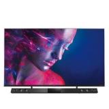 TCL 新款QLED电视 55C10 55英寸超薄彩电 4K超高清量子点 智能网络液晶电视机(线下同款)