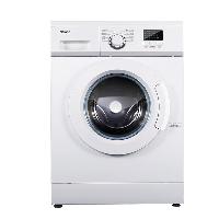 格兰仕(Galanz) 6公斤全自动滚筒洗衣机 千万用户认可 高温健康洗 温控护衣公寓酒店优选GDW60A8