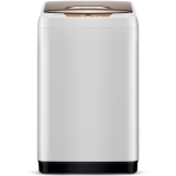 容声(Ronshen) 波轮洗衣机全自动 9公斤大容量 10种洗护程序 超快洗 单脱水 省水节电 健康桶自洁 RB90D1521