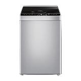 康佳(KONKA)洗衣机全自动8公斤波轮 甩干脱水 超薄机身 10档水位 桶自洁 24小时预约 大容量 XQB80-712