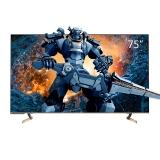 创维(SKYWORTH) 75G51 75英寸4K超高清HDR智能防蓝光护眼 远场语音 全面屏液晶平板电视(线下同款)