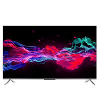 TCL 65V8 65英寸 4K超高清 云游戏电视 免遥控AI声控 金属机身 8K解码 2+16G 超薄全面屏 教育液晶平板电视机