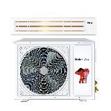海尔(Haier)风管机一拖一2匹中央空调家用2p全直流变频健康自清洁1级能效取暖制热 KFRD-52NW/62DCA21Z