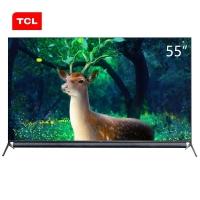 TCL 55P9 55英寸 4K超高清 无边全面屏 安桥音响 人工智能语音电视