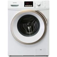 容声(Ronshen) 滚筒洗衣机全自动 8公斤 变频 羊毛洗 95℃高温煮洗  品质电机 XQG80-D1218BW