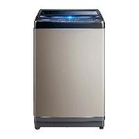 康佳(KONKA)12公斤 全自动波轮洗衣机 大容量 全景天窗盖板 一键启动 海洋仿生洗 XQB120-928